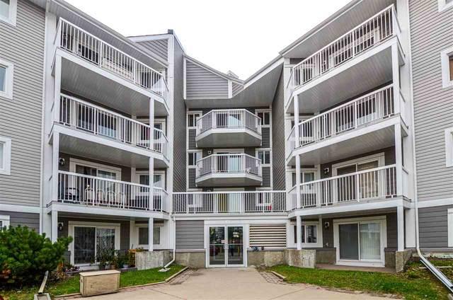 213 5065 31 Avenue, Edmonton, AB T6L 6S5 (#E4215362) :: Initia Real Estate