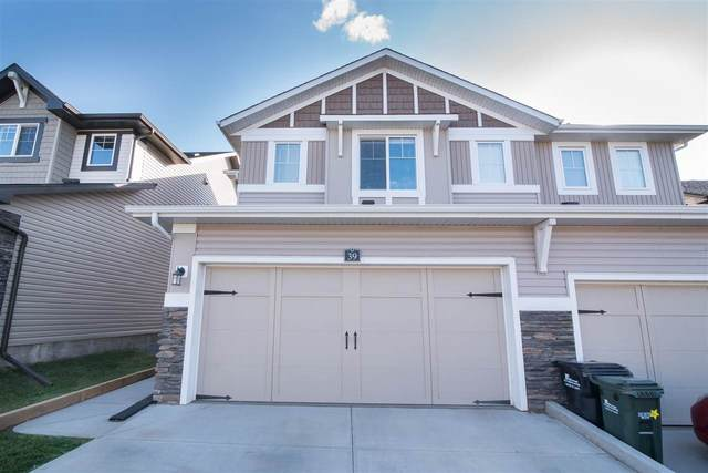 39 21 Augustine Crescent, Sherwood Park, AB T8H 0X4 (#E4215372) :: Initia Real Estate