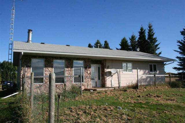 RR 220 And Hwy 18, Rural Thorhild County, AB T0A 3J0 (#E4215375) :: Initia Real Estate