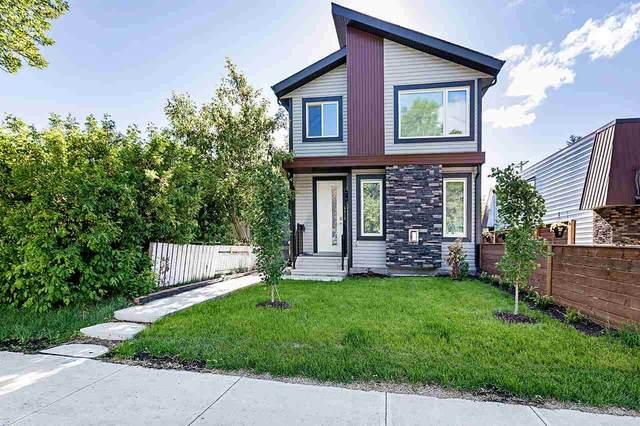 6418 106 Street, Edmonton, AB T6H 2V4 (#E4215386) :: Initia Real Estate
