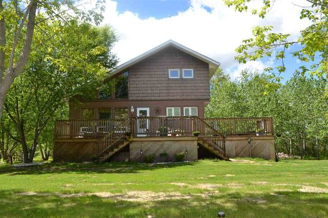 46120 Twp Rd 620, Rural Bonnyville M.D., AB T9N 2H2 (#E4215387) :: RE/MAX River City
