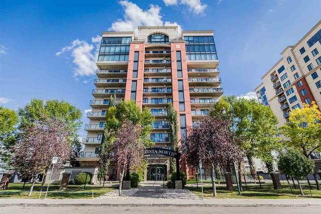 1101 10319 111 Street, Edmonton, AB T5K 0A2 (#E4215397) :: RE/MAX River City