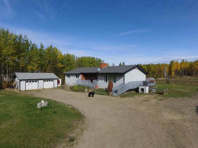 66 53407 Range Road 30, Rural Parkland County, AB T7Y 0E4 (#E4215419) :: The Foundry Real Estate Company