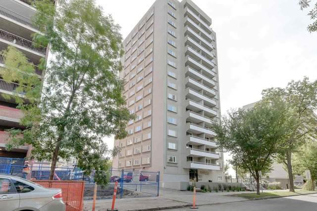 302 9909 110 Street, Edmonton, AB T5K 2E5 (#E4215454) :: The Foundry Real Estate Company