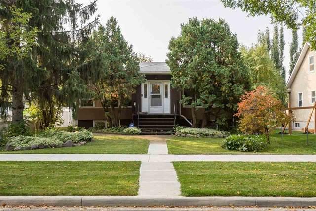 10803 63 Avenue, Edmonton, AB T6H 1P9 (#E4215483) :: Initia Real Estate