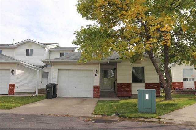 17 15 Ritchie Way, Sherwood Park, AB T8A 5T3 (#E4215506) :: The Foundry Real Estate Company