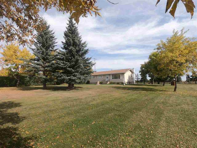53121 145 RNG RD, Rural Minburn County, AB T9C 1R9 (#E4215531) :: Müve Team | RE/MAX Elite