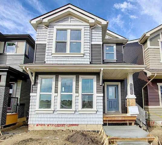 2930 Chokecherry Common, Edmonton, AB T6X 2M3 (#E4215533) :: Initia Real Estate