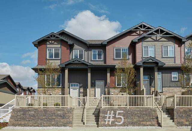 59 3305 Orchards Link SW, Edmonton, AB T6X 1A2 (#E4215547) :: Initia Real Estate