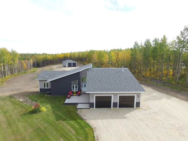 38 53407 Range Road 30, Rural Parkland County, AB T7Y 0E4 (#E4215548) :: The Foundry Real Estate Company