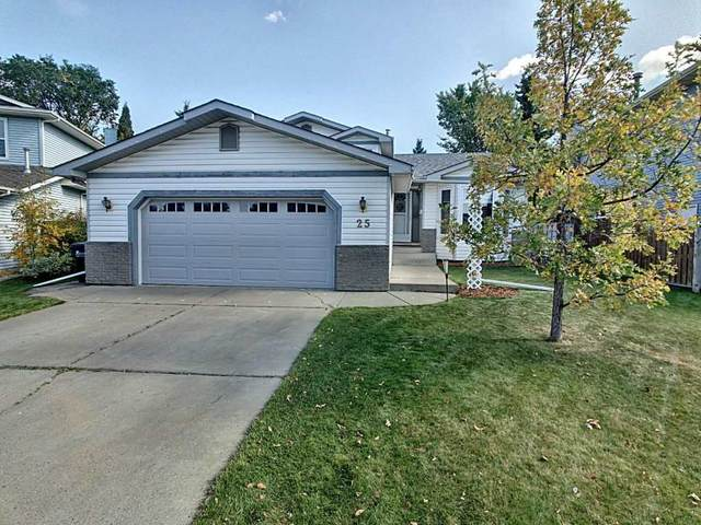 25 Baneberry Place, Sherwood Park, AB T8H 1G8 (#E4215557) :: The Foundry Real Estate Company