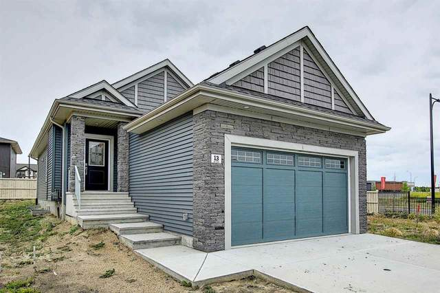 13 Edison Drive, St. Albert, AB T8N 7W1 (#E4215618) :: The Foundry Real Estate Company