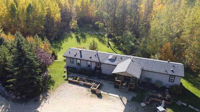 20 54222  RR25, Rural Lac Ste. Anne County, AB T0E 1V0 (#E4215624) :: RE/MAX River City