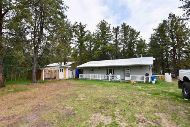 46, 16435 TWP 602, Rural Smoky Lake County, AB T0A 3C0 (#E4215649) :: Müve Team | RE/MAX Elite