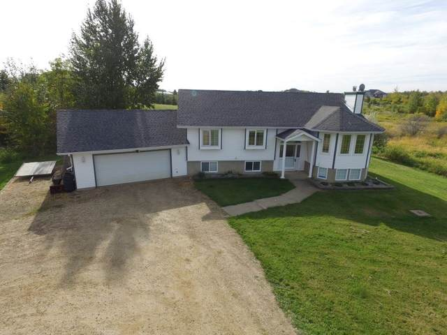 26 54108 Range Road 280, Rural Parkland County, AB T7X 3V3 (#E4215697) :: The Foundry Real Estate Company