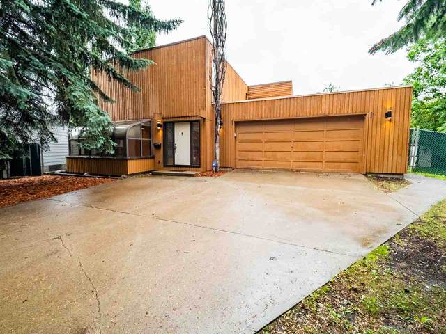 5 Glacier Place, St. Albert, AB T8N 1R7 (#E4215709) :: The Foundry Real Estate Company