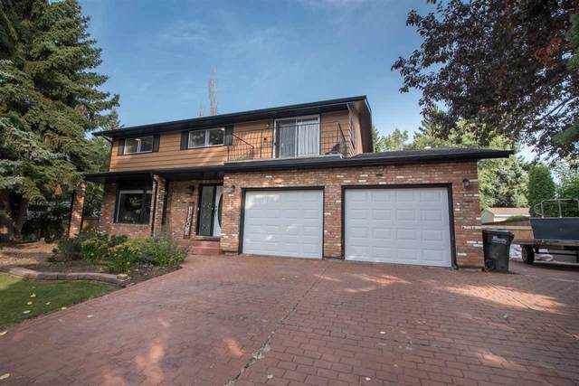 58 Beauvista Drive, Sherwood Park, AB T8A 3M5 (#E4215728) :: The Foundry Real Estate Company