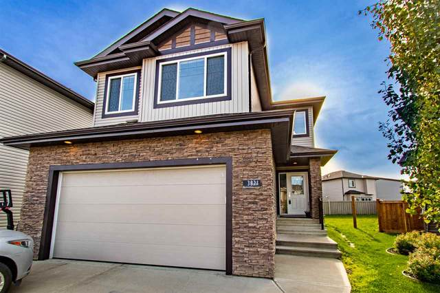 3821 Claxton Close, Edmonton, AB T6W 1Y5 (#E4215738) :: The Foundry Real Estate Company