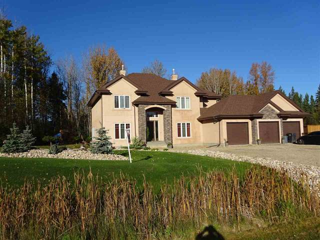 10 53216 RR 264, Rural Parkland County, AB T7X 3H6 (#E4215739) :: Initia Real Estate