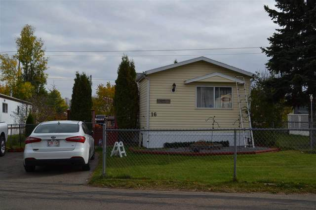 16 Evergreen Park, Edmonton, AB T5Y 4M2 (#E4215773) :: Initia Real Estate
