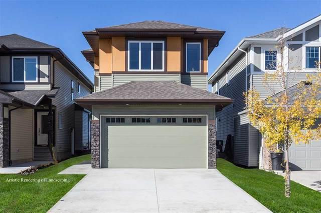 8531 Cushing Place, Edmonton, AB T6W 3L2 (#E4215923) :: The Foundry Real Estate Company