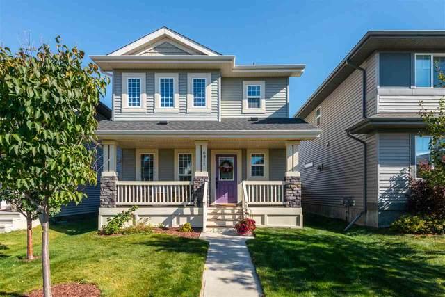6911 Cardinal Wynd, Edmonton, AB T6W 2Y4 (#E4215993) :: The Foundry Real Estate Company
