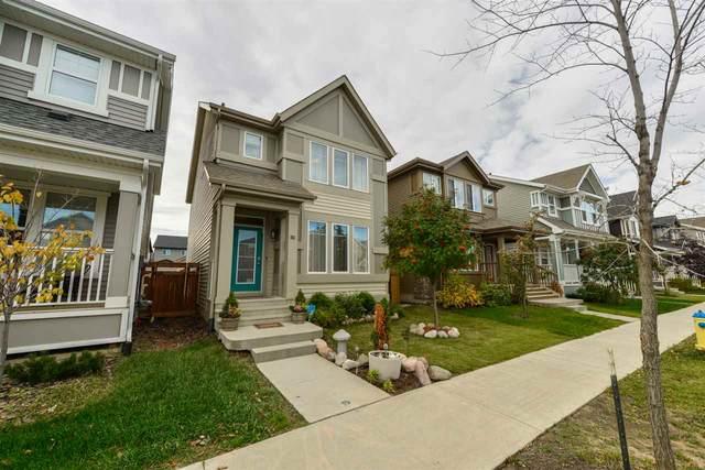 351 Desrochers Boulevard, Edmonton, AB T6W 3J2 (#E4216014) :: Initia Real Estate