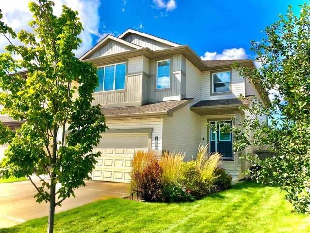 3536 Claxton Crescent, Edmonton, AB T6W 0Z6 (#E4216051) :: The Foundry Real Estate Company