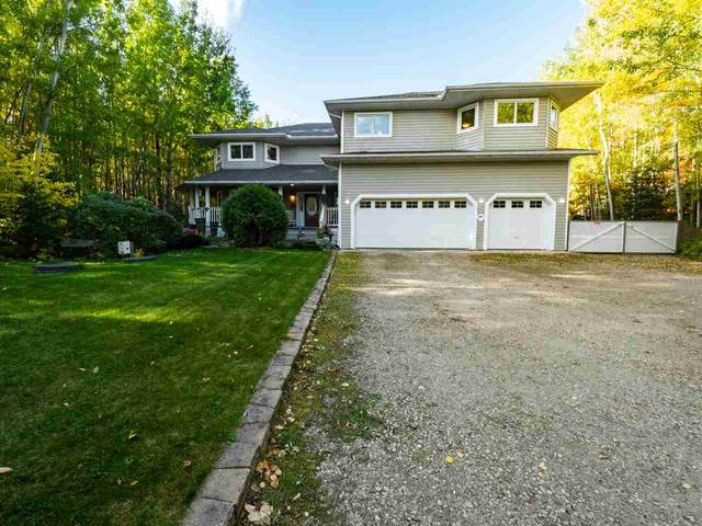 93 Crystal Springs Drive, Rural Wetaskiwin County, AB T0C 1X0 (#E4216068) :: The Foundry Real Estate Company