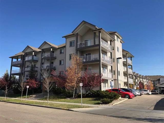 404 3425 19 Street, Edmonton, AB T6T 2B5 (#E4216079) :: The Foundry Real Estate Company
