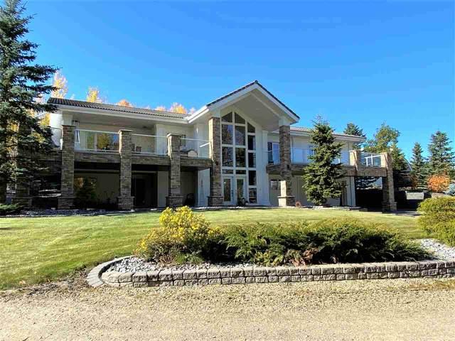 #31 & #33 49026 RR73, Rural Brazeau County, AB T7A 2A2 (#E4216083) :: The Foundry Real Estate Company