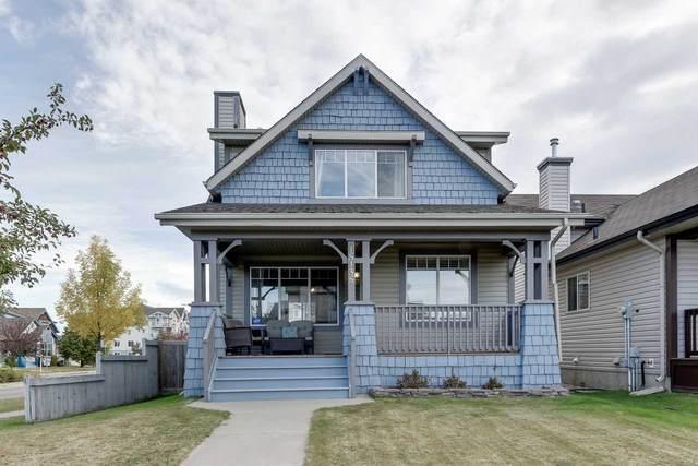 15135 140 Street, Edmonton, AB T6V 1T5 (#E4216104) :: Initia Real Estate