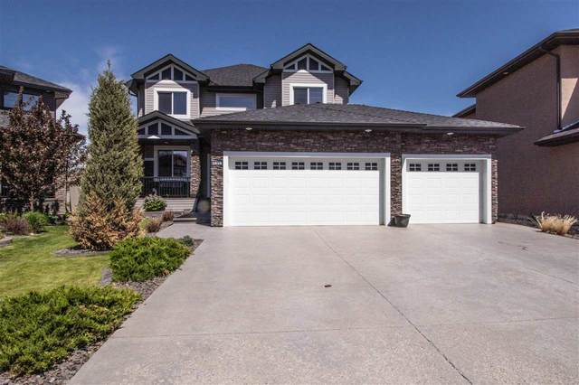 1610 Adamson Close, Edmonton, AB T6W 0V5 (#E4216115) :: Initia Real Estate