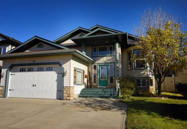 32 Willow Park Road, Stony Plain, AB T7Z 2P8 (#E4216116) :: The Foundry Real Estate Company