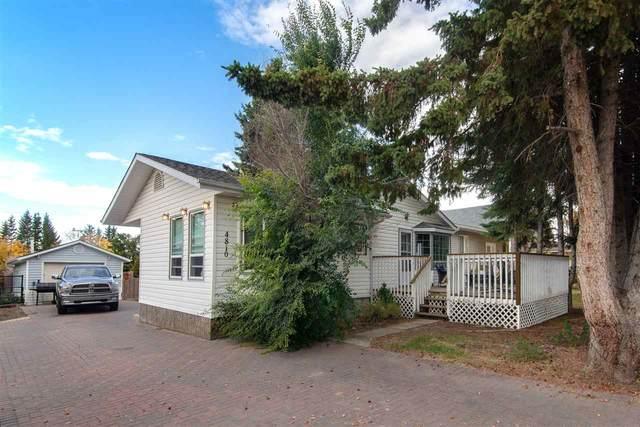 4810 51 Street, Glendon, AB T0A 1P0 (#E4216123) :: Initia Real Estate