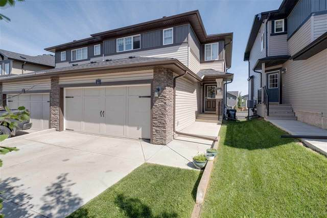 6 21 Augustine Crescent, Sherwood Park, AB T8H 0X4 (#E4216157) :: Initia Real Estate