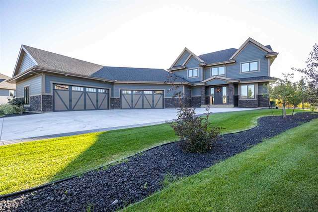 233 54302 Range Road 250, Rural Sturgeon County, AB T8T 0A1 (#E4216165) :: Initia Real Estate