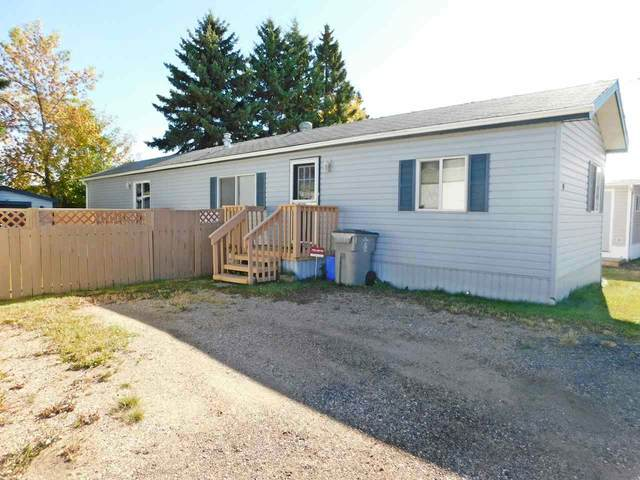 #9, 4839 47 Street, Gibbons, AB T0A 1N0 (#E4216201) :: Initia Real Estate