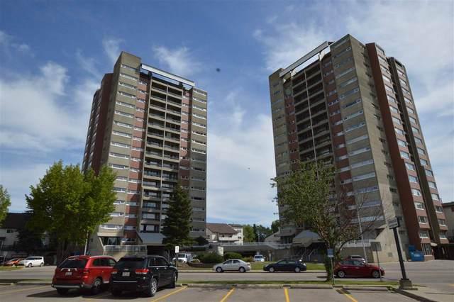 60 8745 165 Street, Edmonton, AB T5R 2R7 (#E4216225) :: Initia Real Estate