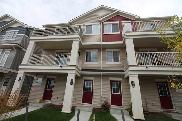 11 1110 Daniels Link, Edmonton, AB T6W 3H9 (#E4216303) :: Initia Real Estate