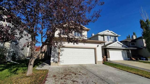 19 Ethan Place, St. Albert, AB T8N 7L6 (#E4216362) :: Initia Real Estate