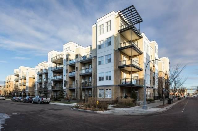 414 10531 117 Street, Edmonton, AB T5H 0A8 (#E4216406) :: Initia Real Estate