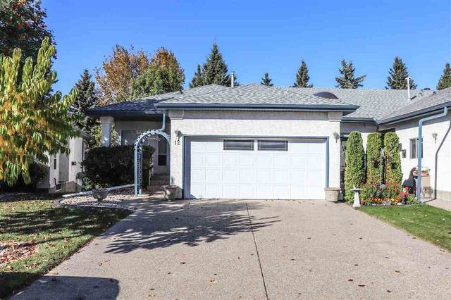 12 Linkside Place, Spruce Grove, AB T7X 3C5 (#E4216410) :: RE/MAX River City