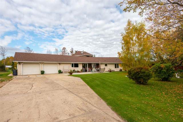 28 53219 RGE RD 271, Rural Parkland County, AB T7X 3L9 (#E4216468) :: The Foundry Real Estate Company
