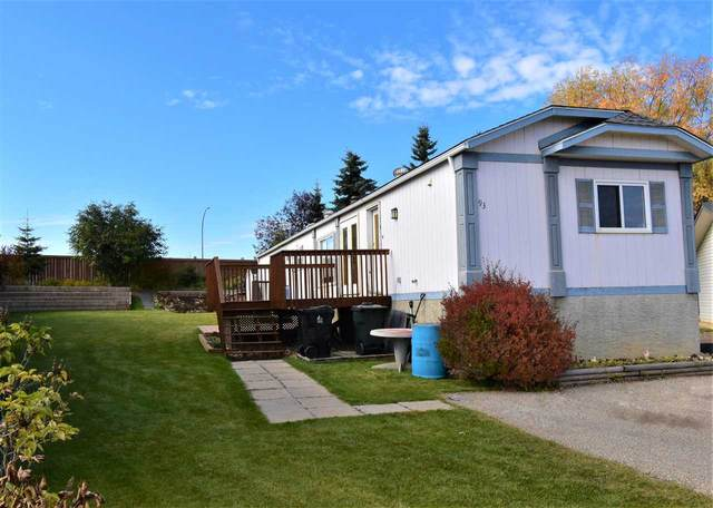 93 Springfield Crescent, Spruce Grove, AB T7X 3H9 (#E4216513) :: The Foundry Real Estate Company