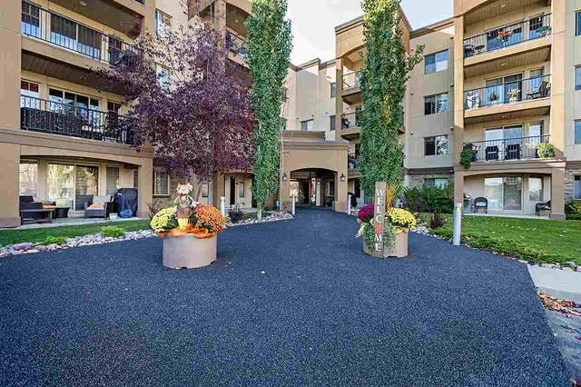 225 400 Palisades Way, Sherwood Park, AB T8H 0H4 (#E4216523) :: The Foundry Real Estate Company