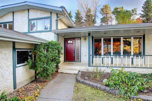 15107 54 Avenue, Edmonton, AB T6H 4Z1 (#E4216535) :: Initia Real Estate