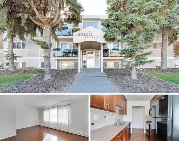 304 9725 82 Avenue, Edmonton, AB T6E 1Y6 (#E4216537) :: Initia Real Estate