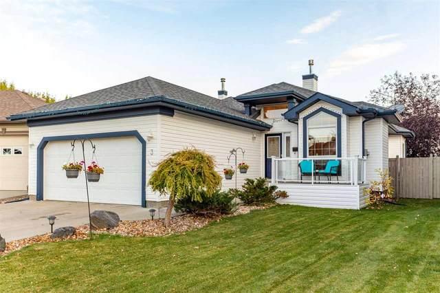 3 Elk Point(E), St. Albert, AB T8N 6V5 (#E4216538) :: Initia Real Estate