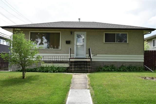 10407 68 Avenue, Edmonton, AB T6H 2A8 (#E4216543) :: Initia Real Estate